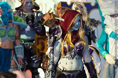 World of Warcraft (cosplay)