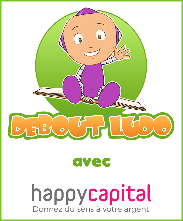 Debout Ludo en levée de fonds sur Happy Capital