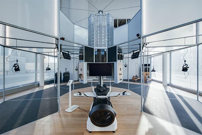 Le concept mk2 VR ouvre à Paris — Réalité Virtuelle