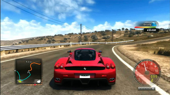 Test Drive récupéré par Bigben