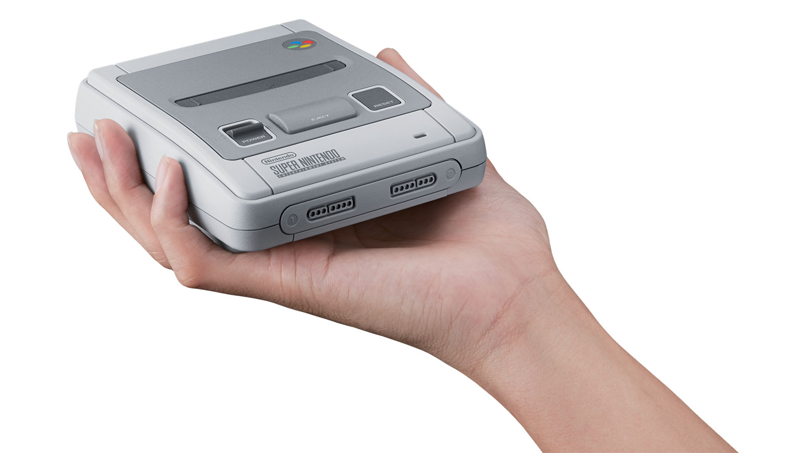 Nintendo annonce la Nintendo Classic Mini: Super Nintendo Entertainment System