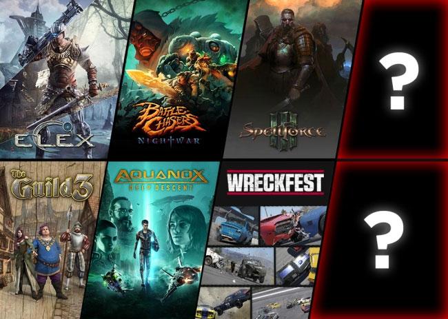 THQ Nordic présentera deux nouveaux jeux à la Gamescom 2017