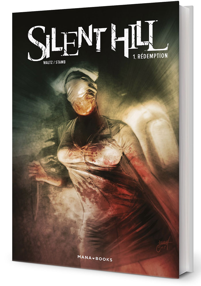 Silent Hill : Redemption - tome 1 (Comics)