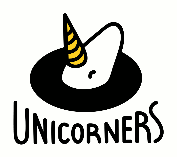 Unicorners (logo)