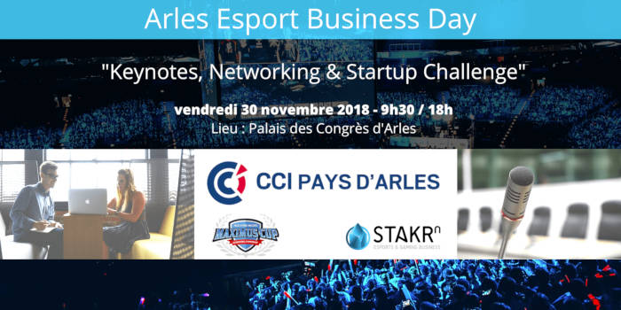 Arles Esports Business Day