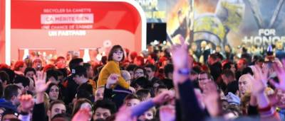10ème édition de la Paris Games Week